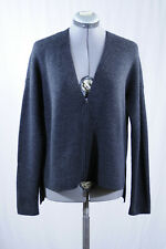 Eileen Fisher rib knit merino wool zip cardigan, PS would recommend to PL