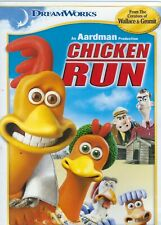 Chicken Run (Dreamworks) Brand New Dvd