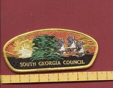 South Georgia Council Yellow Border CSP - Only 100 made -