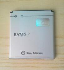batteria ba750 originale Sony ericsson xperia arc s lt15 lt18 1460mah