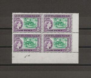 GILBERT & ELLICE ISLANDS 1956-66 SG 66A MNH Cat £140