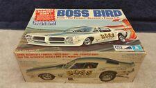 "RARE MPC Arnie ""The Farmer"" Beswick's BOSS BIRD Funny Car Model Kit 1:25 Boxed"