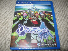 NEW Limited Run Games ONE WAY HEROICS Playstation Vita PSVita