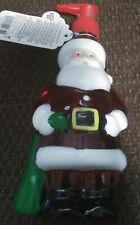Santa Claus Cranberry Apple Scented Hand Soap Dispenser New 10.4 oz