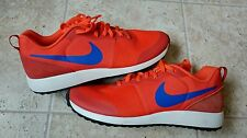 New Nike Elite Shinsen (801780 846) Shoes Mens size 8.5 Orange/Blue/White