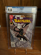 DC Batgirl #1 CGC 9.8 NM/MT