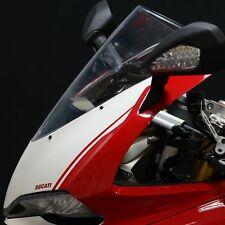 Pro-Bolt Stainless Steel Screen Kit Ducati 8 Bolts - Black Ducati 1198S 08-11
