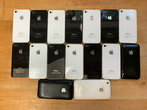 Lot of 16 Apple iPhone 3G/3GS/4/4s Poor Condition SOME WORK | FOR PARTS AS IS