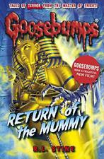 Return of the Mummy (Goosebumps) von r. L.Stine Taschenbuch 9781407157467