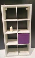 Achtung!! IKEA KALLAX Regal weiß 77x147cm Aktenregal Wandregal Bücherregal