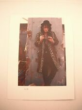 Guns N Roses GnR Coffee Table Book Photo Page Izzy Stradlin 1985