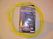 APC YELLOW SILICONE VACUUM HOSE 10mm #155053