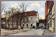 Alte AK Namslau, Namysłów, Polnisches Tor, Schlesien, gelaufen 1913
