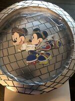 Disney D23 2019 Expo WDI Mickey & Minnie Disco Roller Skating Jumbo Pin LE 300