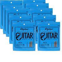 10 PACK Orphee-RX15 REGULAR SLINKY(.009-.042)ELECTRIC GUITAR STRINGS 10 SET Gift