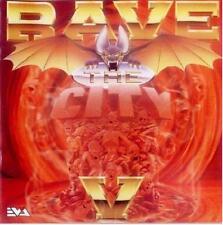 RAVE THE CITY V 5 = Gizmo/Prophet/Stingray/Warlock...=2CD= HARDCORE GABBER !!!