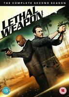 Lethal Weapon: Season 2 [DVD] [2018][Region 2]