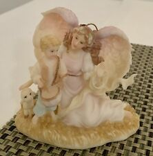 Seraphim Classics by Roman *Cecelia* Gift From The Heart Angel Ornament ~2000~