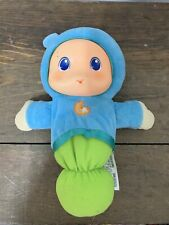 Glo Worm Glow Worm Plush Light Up Toy Musical Lullaby Playskool