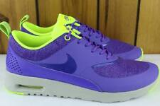 NIKE WOMAN AIR MAX THEA HYPER GRAPE SIZE 9.0 NEW RARE AUTHENTIC RUNNING