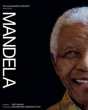 Mandela The Authorised Portrait by Kofi Annan Archbishop Tutu Hardcover Book
