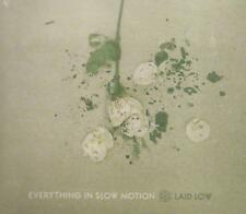 Everything In Slow Motion - Laid Low (CD 2016) NEW/SEALED