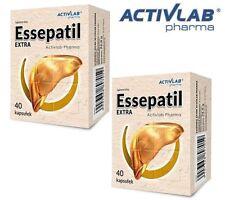 ACTIVLAB ESSEPATIL Extra 80CAPS Heals Regenerates Liver / Hepatil / Essentiale