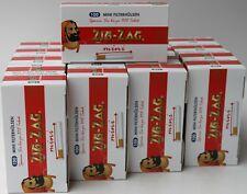 20x100 Zig Zag Mini Hülse (2000) / Filterhülse/Zigarettenhülse *NEU*