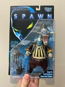 Spawn The Movie Clown Action Figure (1997) McFarlane Toys New NIB
