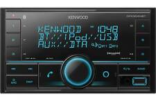 Kenwood DPX304MBT 2-DIN Car Stereo Digital Media Receiver with Bluetooth