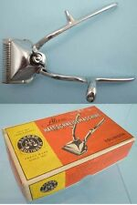 vintage ALCOSO Solingen TAGLIACAPELLI hair clipper Haarschneidemaschine 65/00
