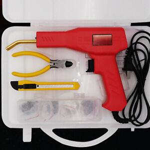 Plastic Welding Machine Tool Set Automobile Bumper Repair Stapler Welding Gun