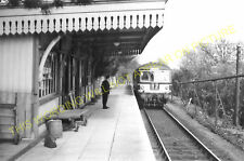 Wheathampstead Railway Station Photo. Ayot - Harpenden. Welwyn to Luton Line (12