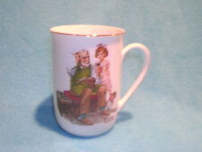 The Cobbler Norman Rockwell Museum Mug Series 1982