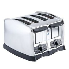 4 Slice 1,650 Watt Commercial Restaurant NSF Electric Toaster - 120 Volt