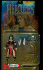 XENA DOLL - HERCULES - XENA 2 WARRIOR DISQUISE - RED OUTFIT
