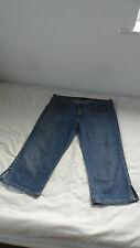 Ladies crop jeans,  sizeS/M