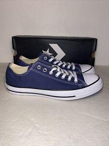 Converse Mens Chuck Taylor All Star M9697 Blue Men Size 12