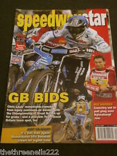 SPEEDWAY STAR - RICKARDSSON LIFTS 8TH SWEDISH TITLE - JULY 9 2005