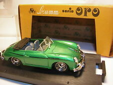 1/43 PORSCHE 356 speedster roadster 1950  BRUMM vert