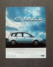 [GCG] K207- Advertising Pubblicità -2003- FORD FOCUS C-MAX