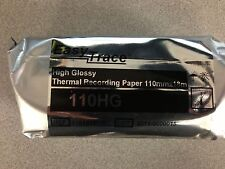 **Generic** Easy Trace Sony UPP-110HG BLACK & WHITE THERMAL PAPER 10 rolls/box