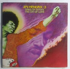 Jimi Hendrix/3 Band Of Gypsys The Cry Of Love Barclay 80 585/586 Tested