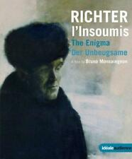 Richter, L'Insoumis - The Enigma - Sviatoslav Richter, Bruno Monsa (NEW BLU-RAY)