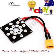 Power Distribution Board with XT60 Pigtail Multi rotor Copter quad tri RC FPV