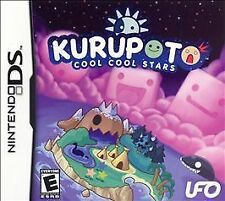 """Kurupoto - Cool Cool Stars   (DS, 2007) Rated """"E""""  Find the Haloes"""