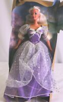Princess BARBIE MATTEL Vintage NEW 1997 First Royal Princess With Purple Dress