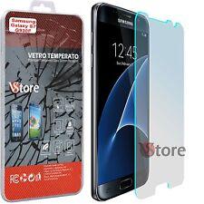 """Pellicola in Vetro Per Samsung Galaxy S7 G930F G930 Salva Schermo LCD 5,5"""""""