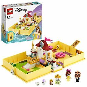LEGO Disney Princess Belle's Storybook Adventures Set - 43177 (MINOR BOX DAMAGE)