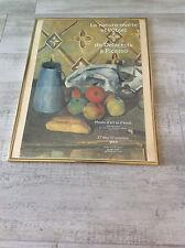 de Delacroix a Picasso La nature morte et l'objet  poster Musee d'art et d'essai